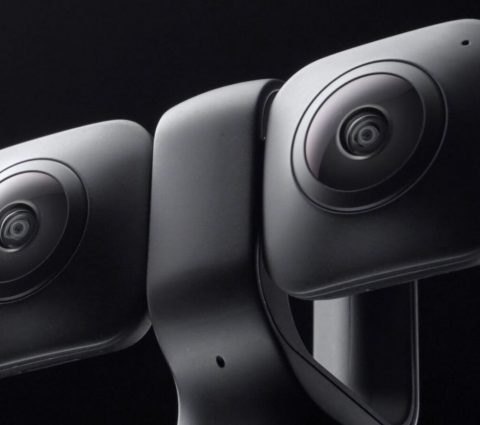 HumanEyes présente sa Vuze XR, mêlant captation à 360° et 180VR