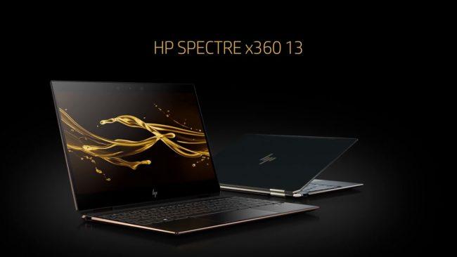 HP Spectre x360 13/15