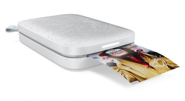 HP Sprocket nouvelle génération : un design revu et plus d'options pour l'imprimante de poche