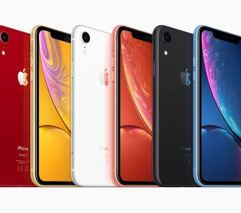 Bon plan – L'iPhone Xr 64 Go à 749 € au lieu de 859€