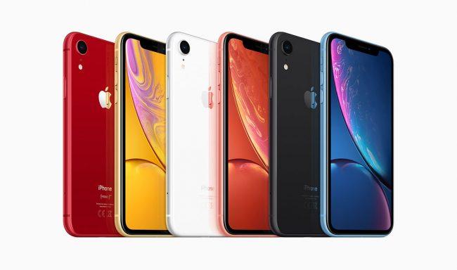 Apple Trois Iphone Pour 2019 Dont Un Avec Triple Capteur Photo
