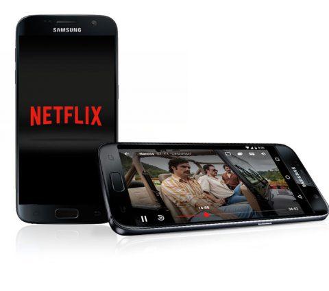 Netflix confirme l'arrivée d'un abonnement mobile, mais pas en France