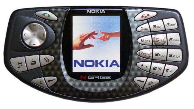 Nokia N'Gage