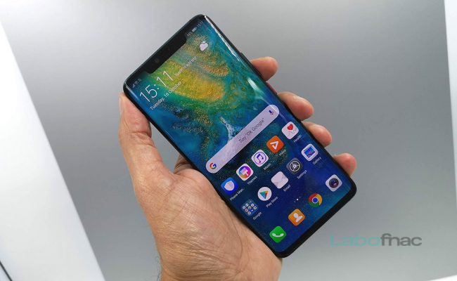 Prise en main Huawei Mate 20 et Mate 20 Pro
