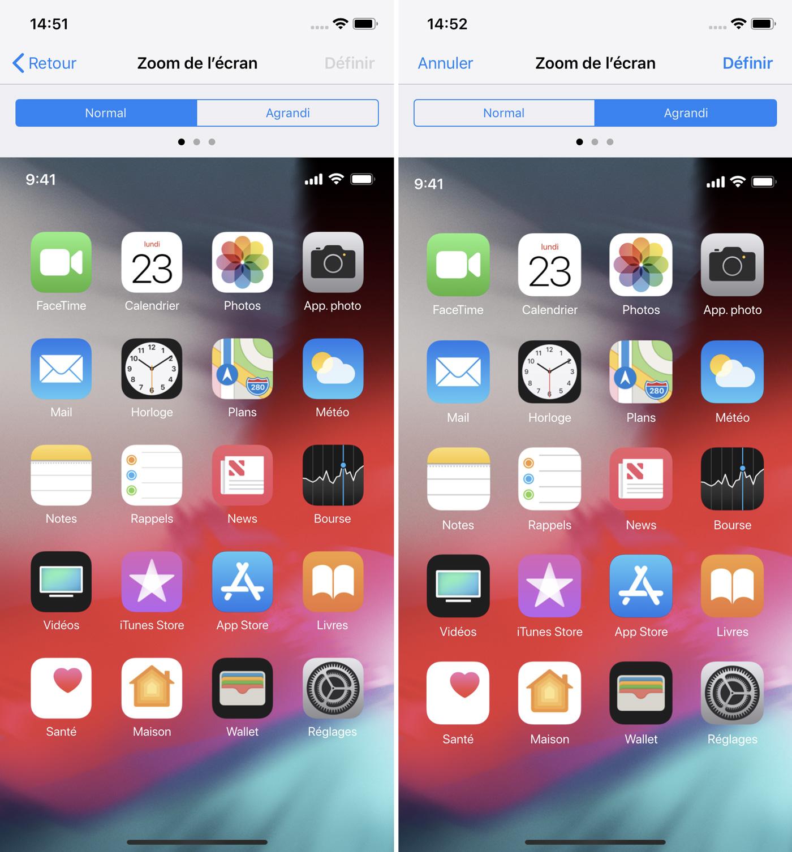 test iPhone Xr