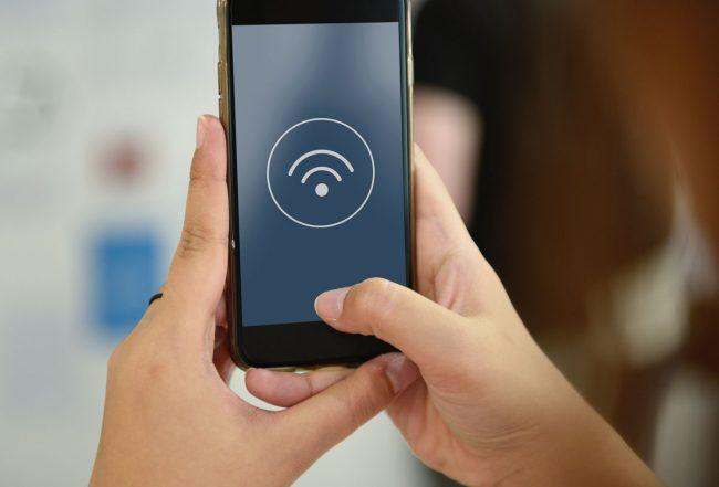 Smartphone Wi-Fi