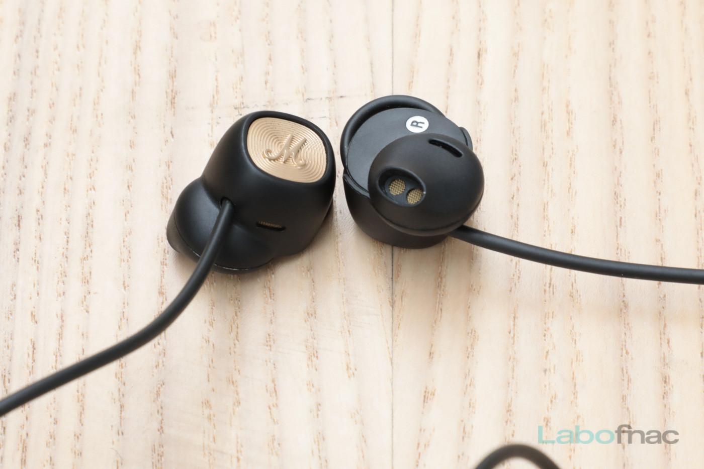 Test des Marshall Minor II Bluetooth : pratiques, mais avec