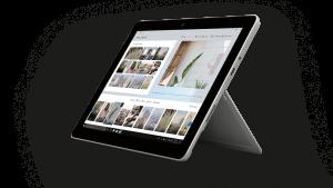 Test Labo de la Microsoft Surface Go : quand la Surface se fait réellement nomade