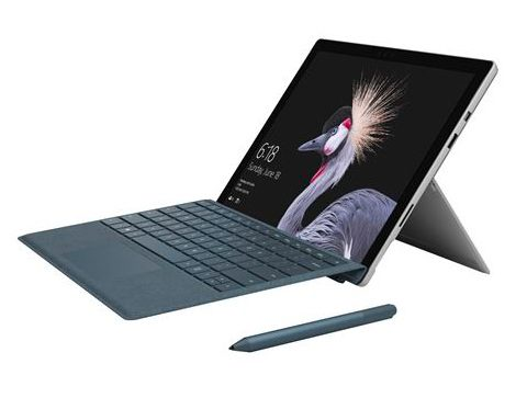 Promo – La Microsoft Surface Pro 5 Core i5, 8 Go et 128 Go à 699,99 euros