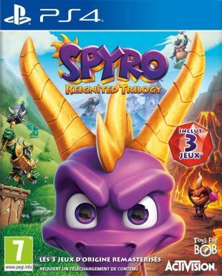 Test de Spyro Reignited Trilogy : aussi fringant qu'il y a vingt ans ?