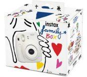 Promo – Le pack Family Fujifilm Instax Mini 8 à 69,99 euros