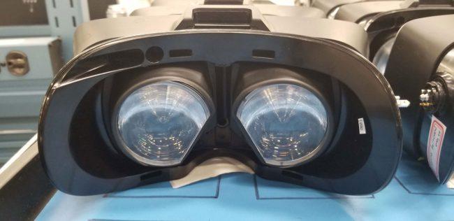 Valve casque VR