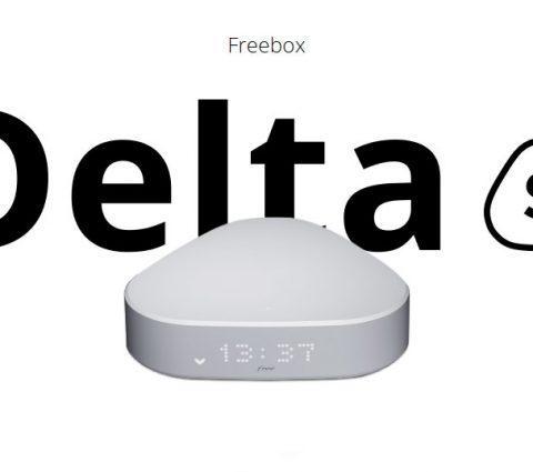 Freebox Delta S : une nouvelle offre à 40 euros par mois sans Player Devialet