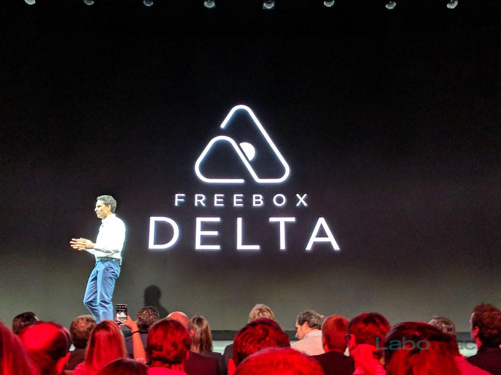 Free Inaugure Sa Freebox Delta Prix Matériel Et Services Le