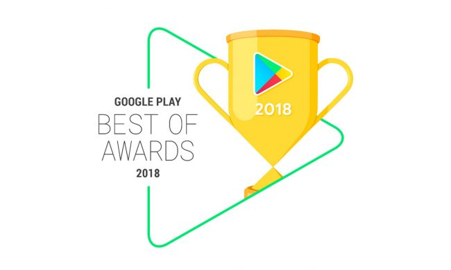 Best of 2018 de Google Play