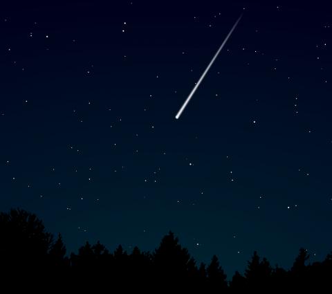 Comment photographier la pluie d'étoiles filantes des Géminides ?