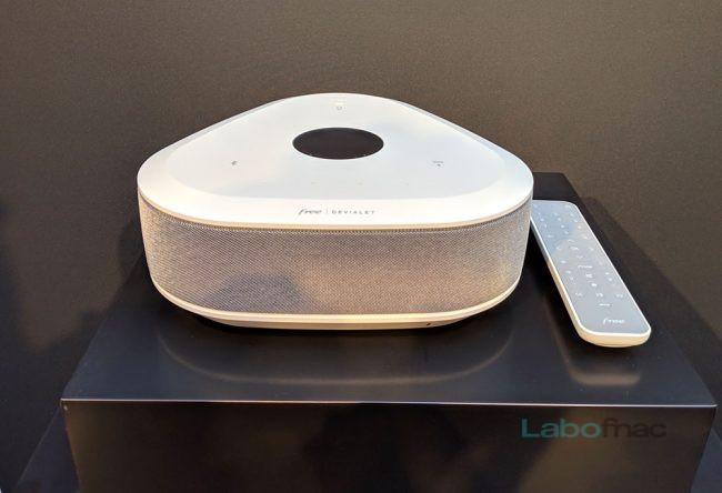 Après la Freebox Delta, Free devrait dévoiler une box «intermédiaire» d'ici deux ou trois ans © LaboFnac