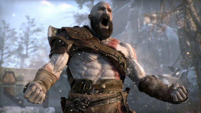 Kratos © God of War