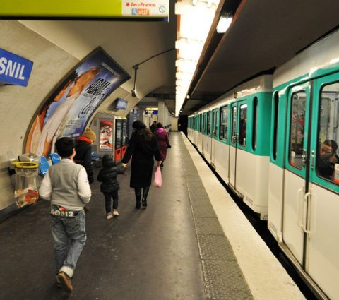 4G dans le métro : Paris, Lille et Marseille sont à la traîne