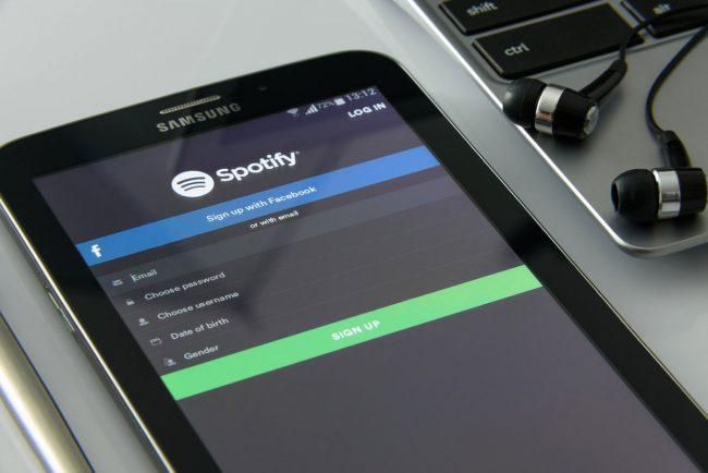 Musique Spotify