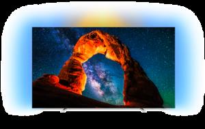 Test Labo du Philips 55OLED803/12 : Un téléviseur séduisant malgré de menus défauts