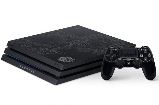 PS4 Pro en édition limitée Kingdom Hearts III