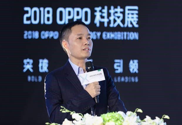 Tony Chen, le fondateur et PDG d'Oppo© Oppo