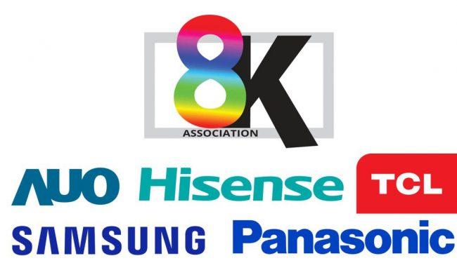 Les membres fondateurs de la 8K Association © 8K Association