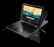 Acer Chromebook 512 et Chromebook Spin 512 : deux modèles dédiés à l'éducation