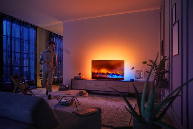 Le Philips OLED804 © Philips