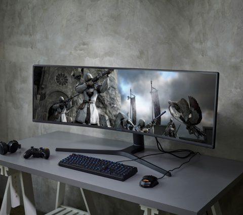 CES 2019 – Samsungannonce trois nouveaux moniteurs pour les joueurs et les minimalistes