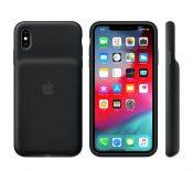 Smart Battery Case pour iPhone XS Max – Noir