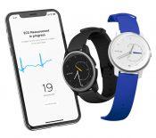 CES 2019 – Withings Move ECG : comme sur l'Apple Watch, l'électrocardiogramme accessible depuis une montre