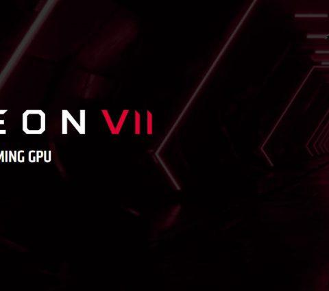 CES 2019 – Radeon VII : AMD passe au GPU 7 nm pour bousculer la GeForce RTX 2080