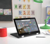 CES 2019 – Asus dévoile de nouveaux Chromebookà destination des écoles