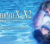Square Enix annonce l'arrivée de Final Fantasy X, X-2 et XII sur Switch et Xbox One
