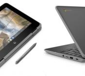 HP dévoile de nouveaux Chromebooks Education destinés aux jeunes