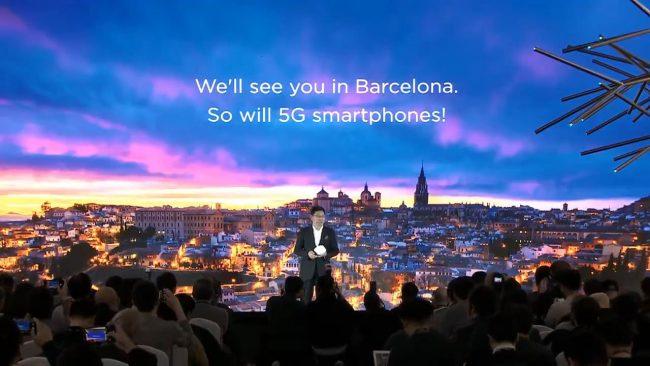 Huawei 5G MWC 2019
