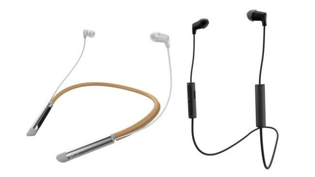 Klipsch T5 Neckband & T5 Wireless © Klipsch