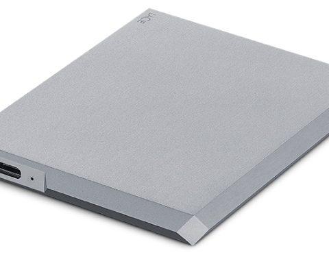 CES 2019 – Seagate et LaCie renouvellent leurs solutions de stockage portables