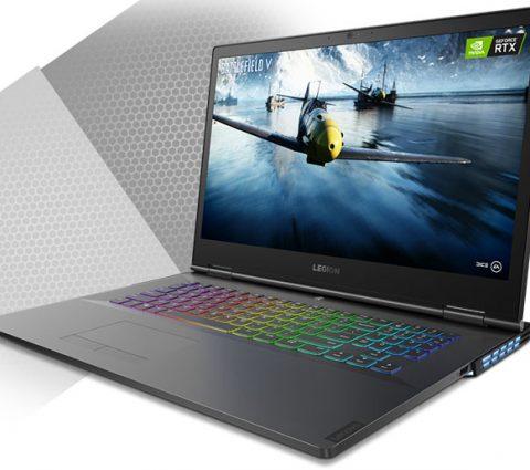 CES 2019 – La gamme Legion de Lenovo s'équipe des cartes graphiques RTX