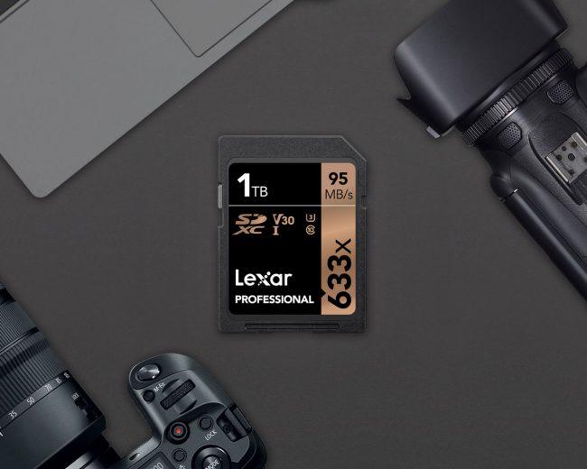 Lexar Professional 633x SDXC UHS-I 1 To