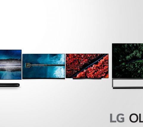 LG : les prix de ses téléviseurs OLED 2019 sont connus
