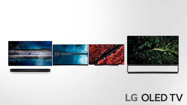 LG OLED TV 2019