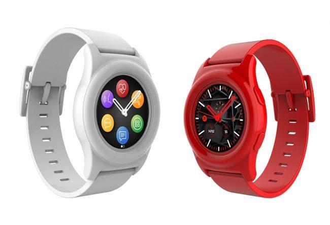 Les montres hybrides ZePop et ZePop Petite © MyKronoz