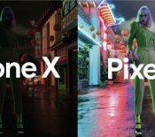 Google s'attaque à l'iPhone Xs pour vanter le mode nuit du Pixel 3