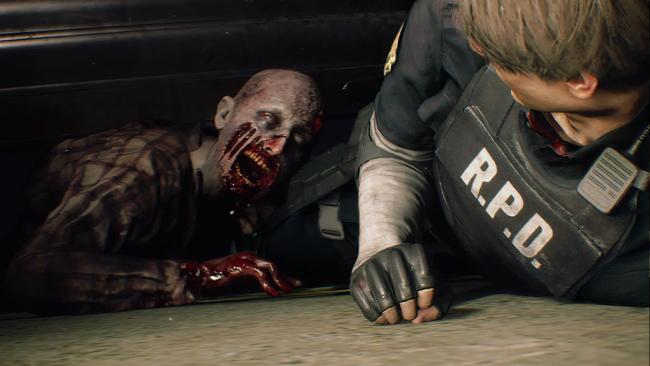 Resident Evil 2 (2019) © Capcom