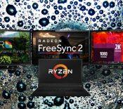 AMD Ryzen laptop desktop