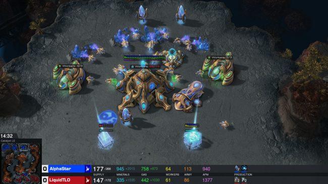 StarCraft 2 AlphaStar