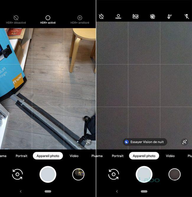 Test Labo Google Pixel 3 XL